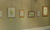 明日から「ボタニカルアート講座卒業作品展」を開催