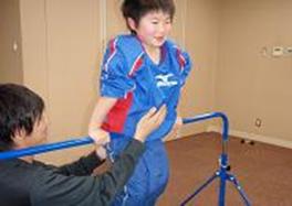 スポーツ塾(鉄棒)