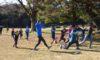 子どもランニング教室を開催しました
