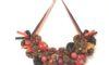 トロッケンクランツ教室「木の実とスパイスで作るハロウィン飾り」9月29日(土)※受付終了