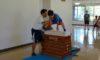 「ミズノ・スポーツ塾(跳び箱)」を開催しました