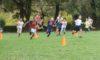 今日も「運動会必勝塾~走り方教室~」を開催しました