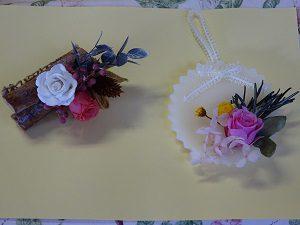 バラの手作り教室①