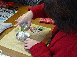 バラの手作り教室②