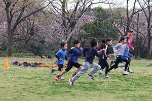 走り方教室