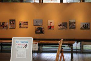スポーツの絵と写真展