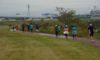 「庄内緑地30周年記念マラソン」を開催しました