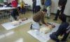 庄内緑地の救急訓練