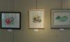 「庄内緑地水彩画教室作品展」が始まりました