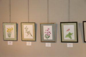 動植物画絵画展①